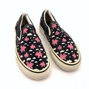 Vans Off The Wall When Pigs Fly Shoes Size 6